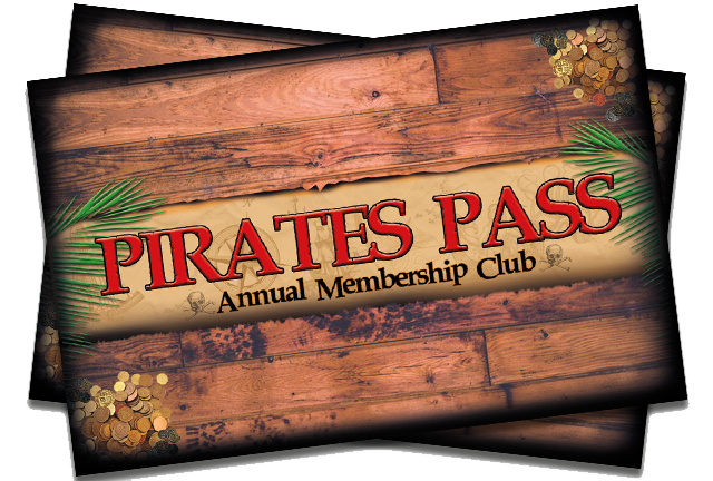 Pirate Pass Annual Membership